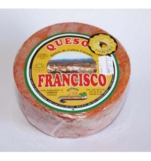 image: QUESO CABRA CURADO FRANCISCO MORAN, De 800 a 850gr.