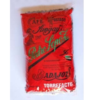 CAFE IN GRANO SHANGAY, bag of 500gr.