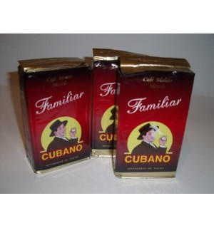 CUBAN COFFEE GROUND MIX 50/50, package 250gr.