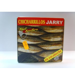 "PICKLED CHICHARRILLOS ""JARRY"""