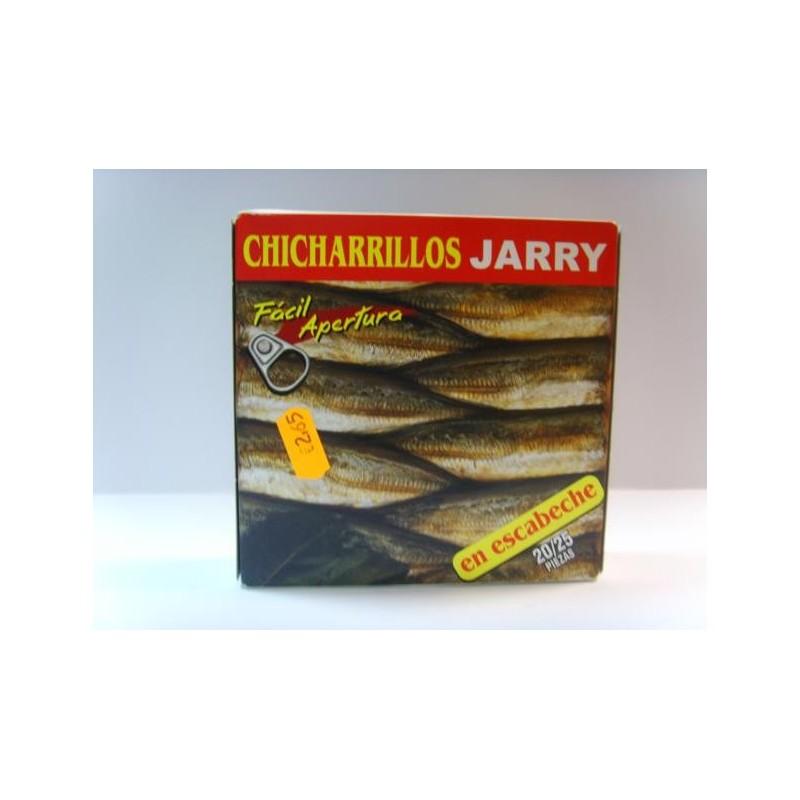 "image: CHICHARRILLOS EN ESCABECHE ""JARRY"""