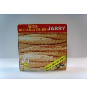 """FILETES DE CABALLA EN ACEITE DE OLIVA """"JARRY"""""""