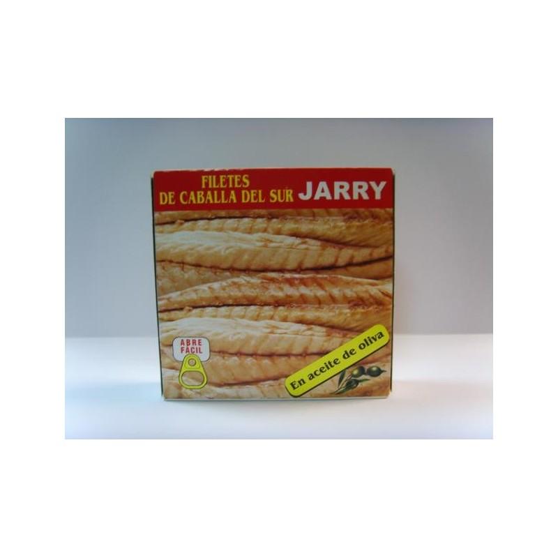 """image: FILETES DE CABALLA EN ACEITE DE OLIVA """"JARRY"""""""