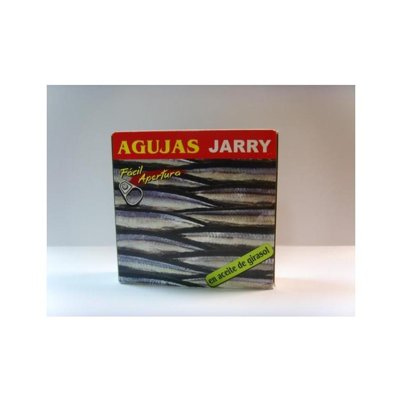 """image: AGUJAS EN ACEITE DE GIRASOL """"JARRY"""""""