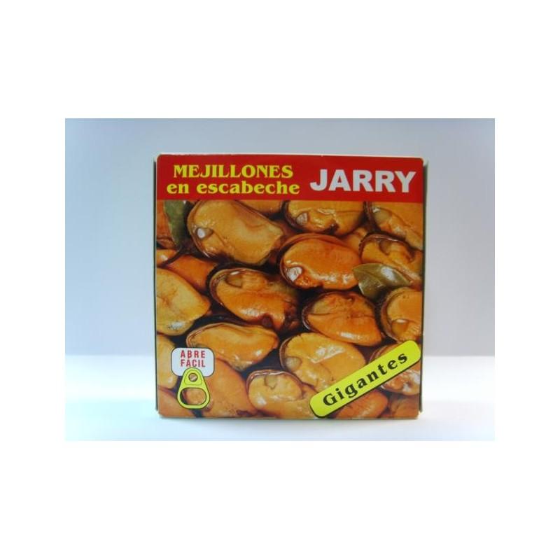 "image: MEJILLONES EN ESCABECHE GIGANTES ""JARRY"""