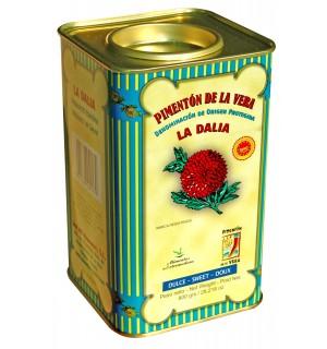 """PIMENTÓN DULCE """"LA DALIA"""", lata  de 800G."""