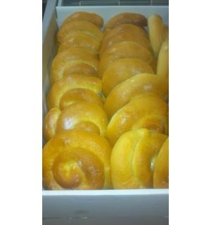 Ensaimadas de Panadería. Precio 1 unidad