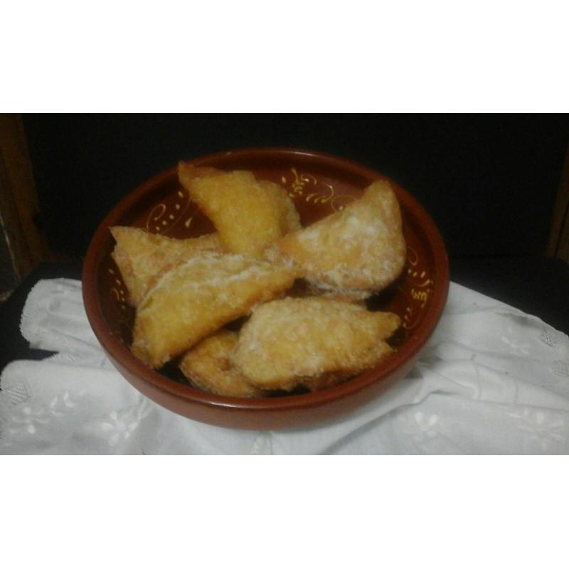 image: Empanadas de bizcocho. Precio 1 unidad