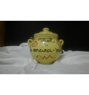 image: Miel de encina y Roble. tarro de 350g