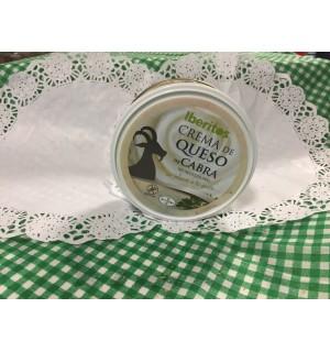 image: Crema de queso de cabras, iberitos, 250g