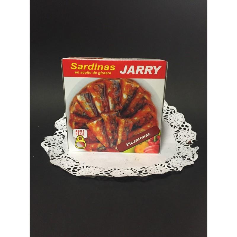 image: Sardinas ac.girasol Jarry Picantonas, 260g