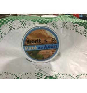 Paté de atún iberitos, 250g
