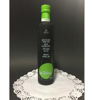Javoliva AOVE Single variety, Manzanilla Cacereña glass 500ml