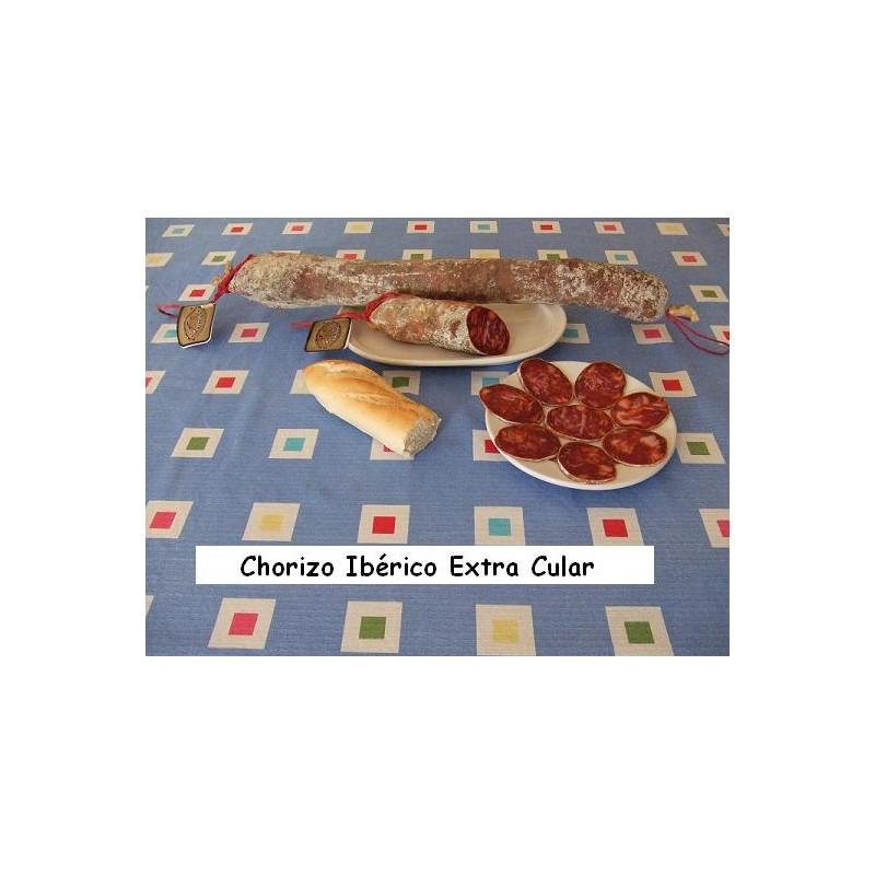 Chorizo Ibérico extra cular, Hernán-Galisteo
