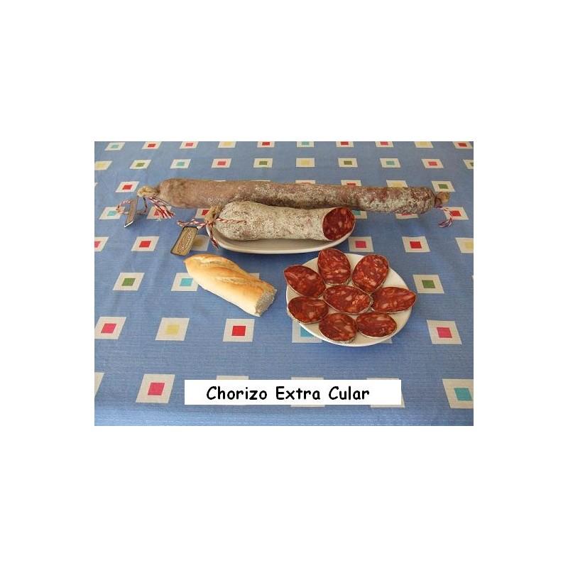 Chorizo Extra cular, Hernán-Galisteo