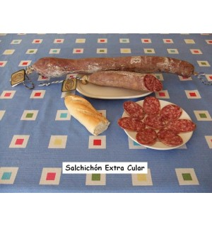 Salchichón Extra culara, Hernán-Galisteo