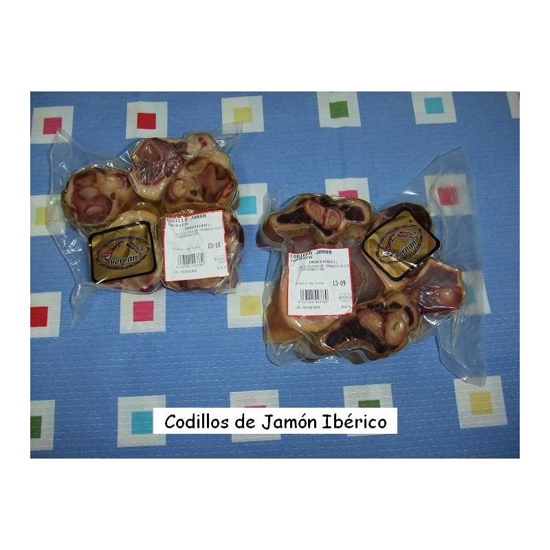 codillos de jamón ibérico, Hernán-Galisteo