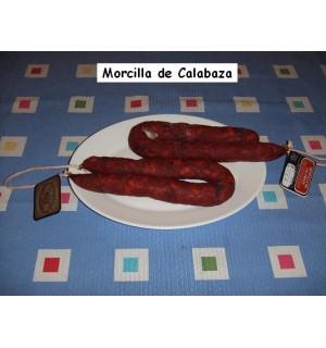 Morcilla de calabaza, Hernán-Galisteo