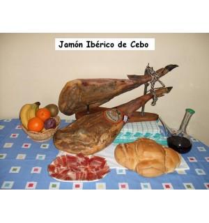 Jamón ibérico de cebo, Hernán-Galisteo