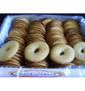 """INTEGRAL EGG DOUGHNUTS WITH FRUCTOSA """"KETYDUL"""" 2 Kg"""