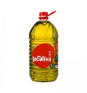 """ACEITE DE OLIVA VIRGEN EXTRA 5 LTS """"JACOLIVA""""."""