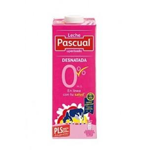 LECHE PASCUAL DESNATADA 1L