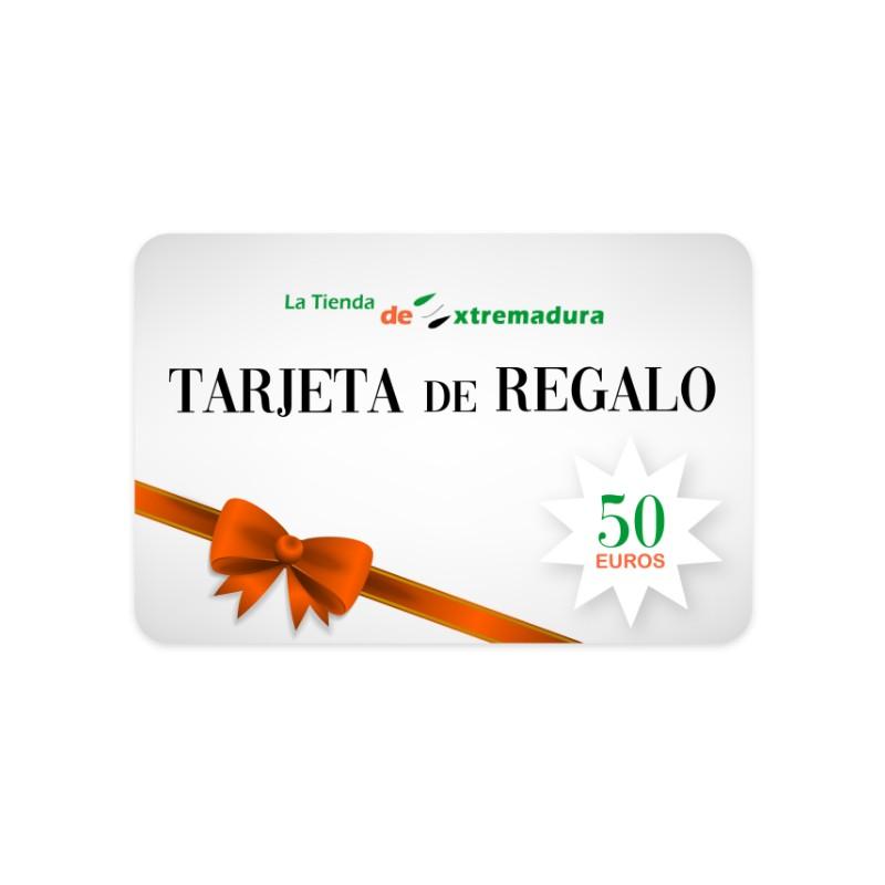 Cartão de presente 50€