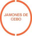 Jamones de Cebo