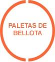Paletas de Bellota
