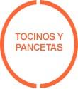 Tocinos y Pancetas