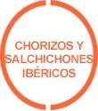 Chorizos y Salchichones Ibéricos