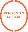 Pendientes Aljofar