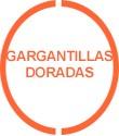 Gargantillas Doradas
