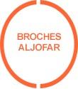 Aljofar Brooches