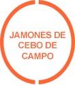 Jamones de Cebo de Campo