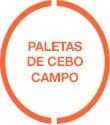 Paletas de Cebo Campo