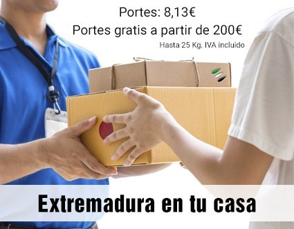 Extremadura em sua casa