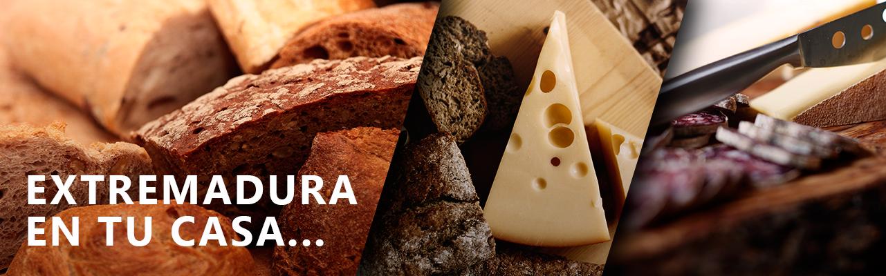 El sabor de Extremadura en tu casa