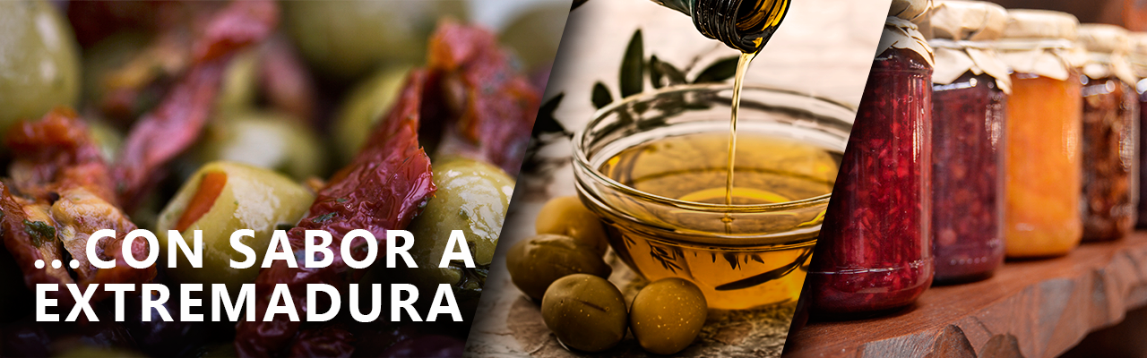 The taste of Extremadura in your home