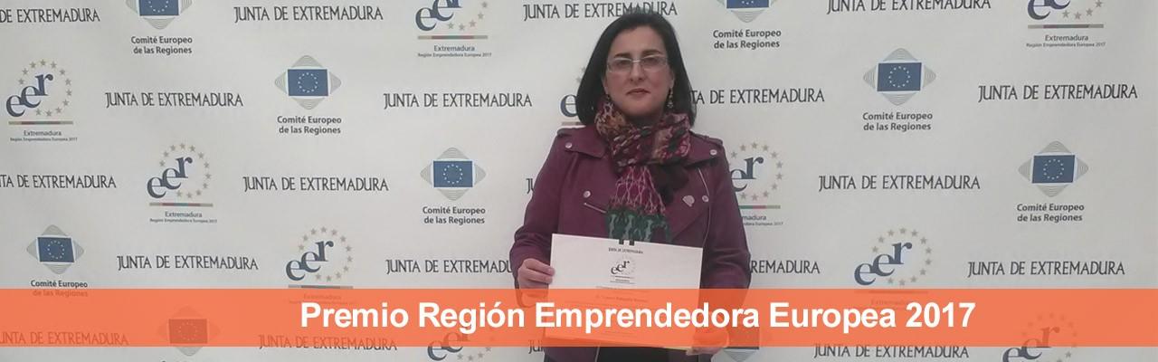 Premio Región Emprendedora Europea 2017
